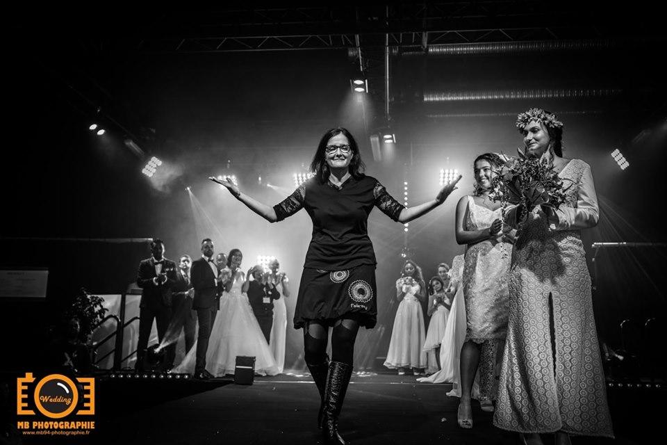 Fabienne Dimanov - Salon du mariage d'Athis-Mons