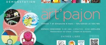 art'pajon - salon des métiers d'art