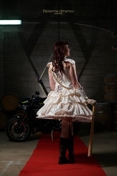 Harley Quinn & Joker Wedding - Fabienne Dimanov Mariage