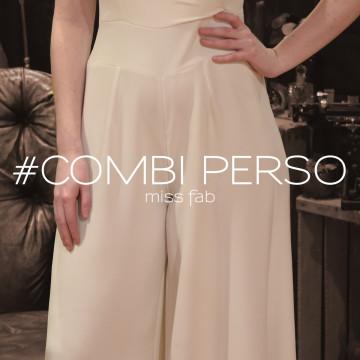 Combi Perso - Miss Fab - Fabienne dimanov Paris
