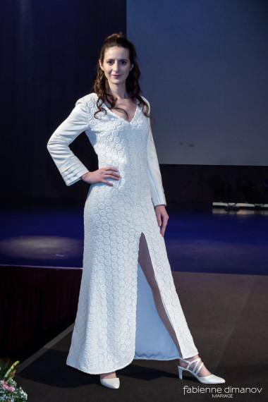 Varennes 2020 - Défilé Fabienne dimanov Mariage