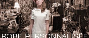 Robe personnalisée - Fabienne Dimanov Paris