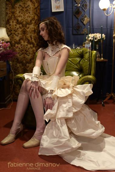 Psyché - Mariées 2020 - Fabienne Dimanov mariage