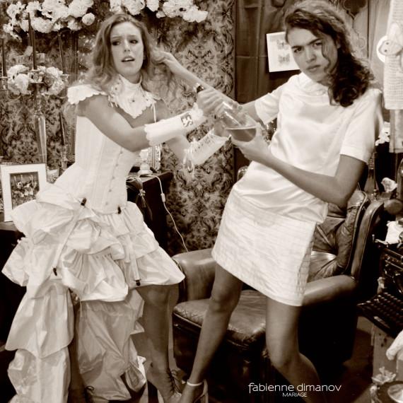 Psyché vs Perle - Mariées 2020 - Fabienne Dimanov mariage