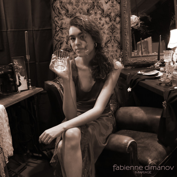 Rouge Sang - Fabienne Dimanov Mariage