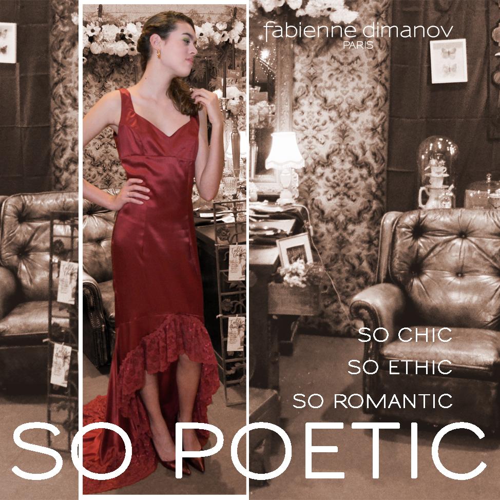 So Poetic - Fabienne Dimanov Paris