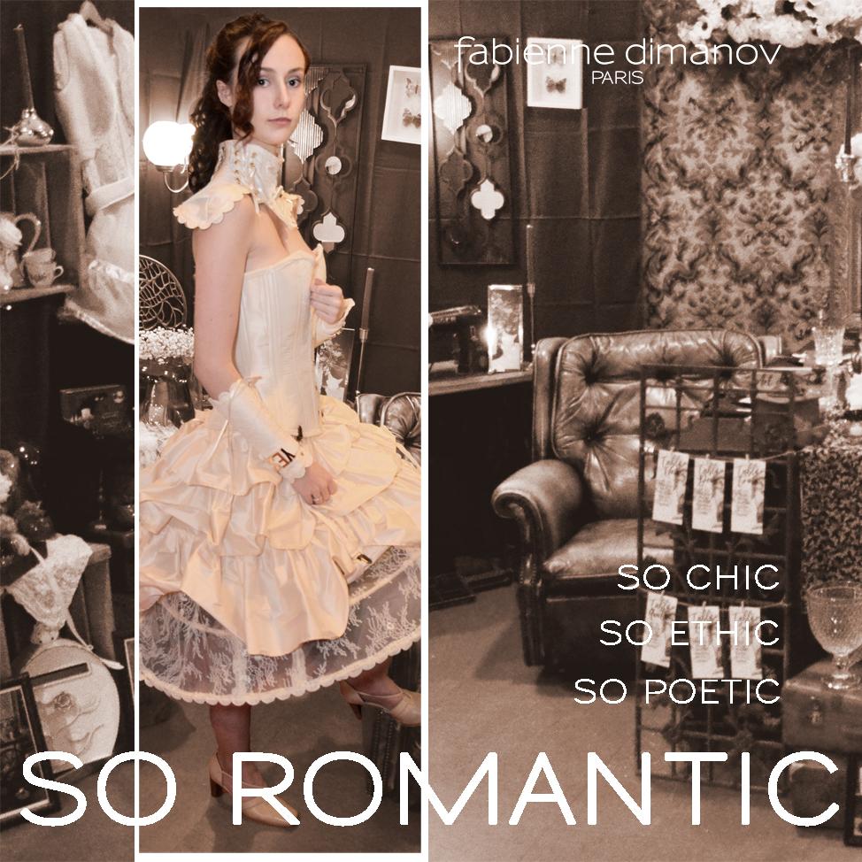 So Romantic - Fabienne Dimanov Paris