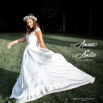 D'AMOUR & D'AMITIE - MARIEES 2021 - Fabienne Dimanov Mariage