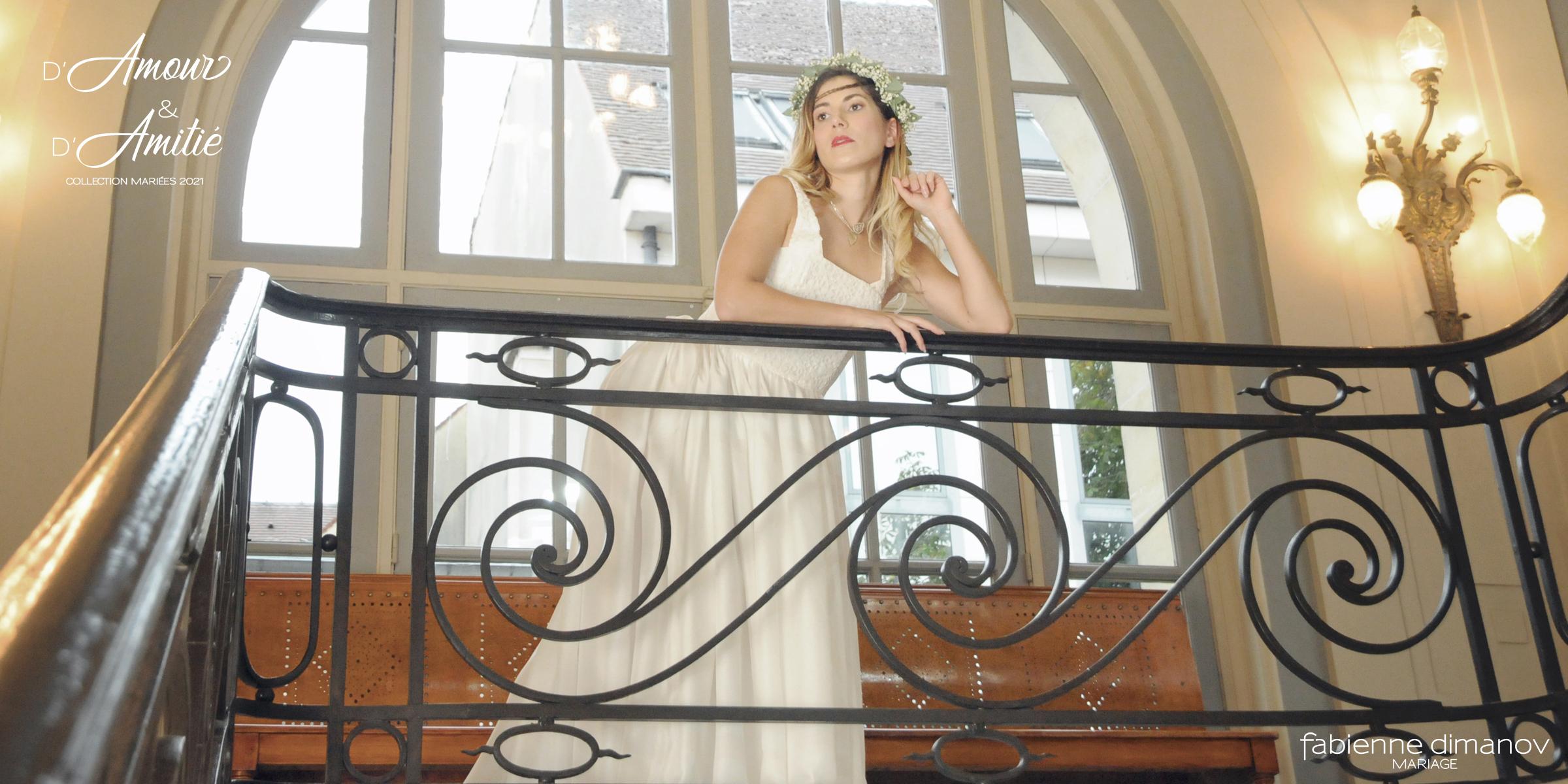 D'Amour & D'Amitié - Mariées 2021 - Coeur de Lune