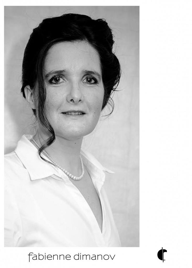 Portrait - Fabienne Dimanov Paris