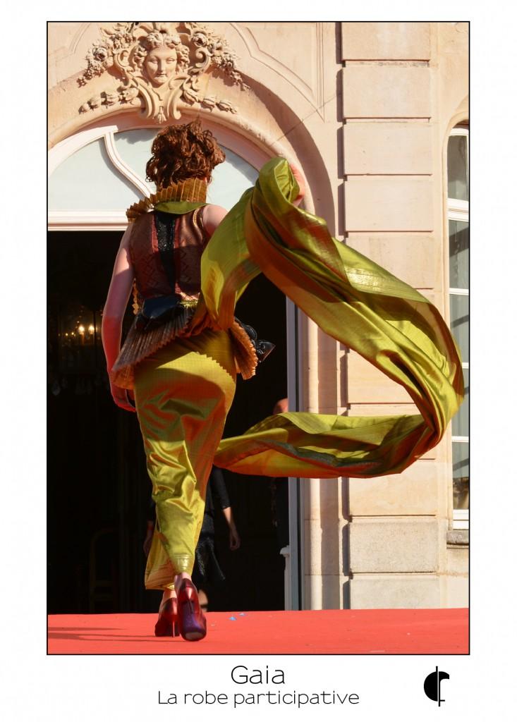 Gaia - Fabienne Dimanov Paris