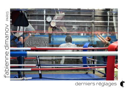 Shooting Sarah Ourahmoune – réglages