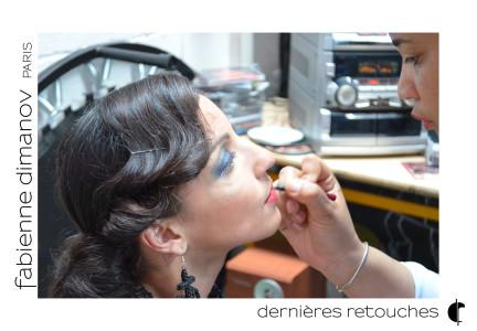 Shooting Sarah Ourahmoune – retouches