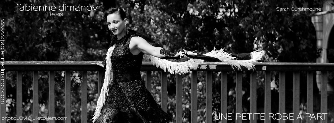 Sarah Ourahmoune - le blog de Fabienne Dimanov Paris