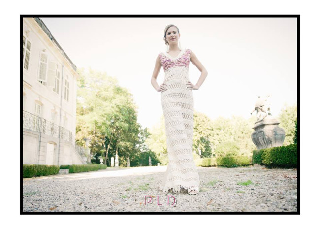 Flamme - collection FW16- Le feu - les 4 éléments - Fabienne Dimanov Paris