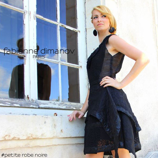 #petiterobenoire - Fabienne Dimanov Paris