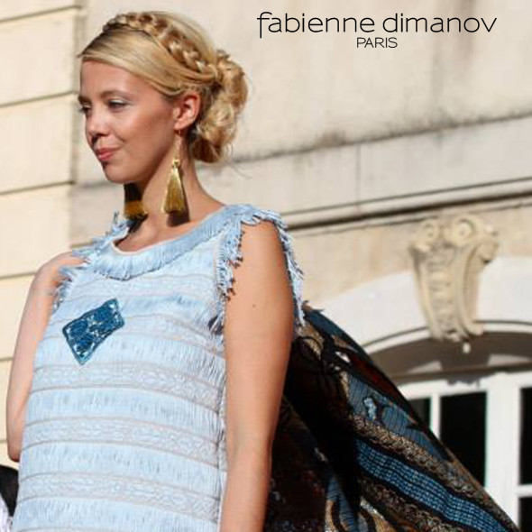 Terre & ciel - Fabienne Dimanov Paris