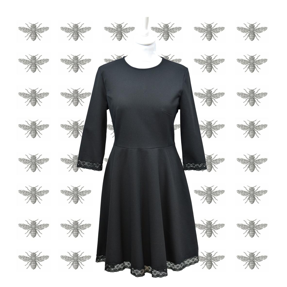 Petite Robe Noire – Miss Fab – Fabienne Dimanov Paris