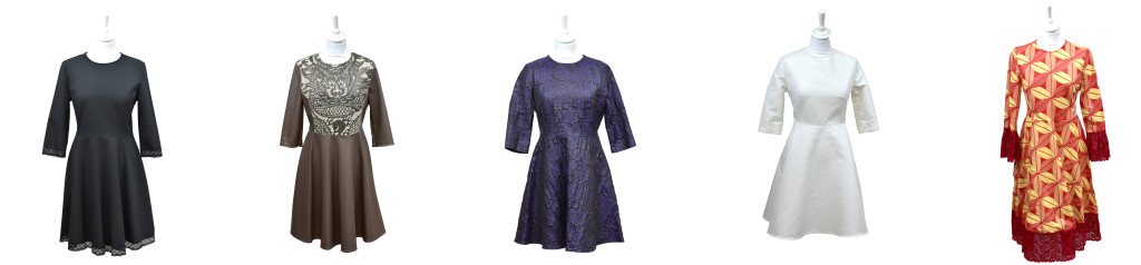 Robe personnalisable Miss Fab - Fabienne Dimanov Paris