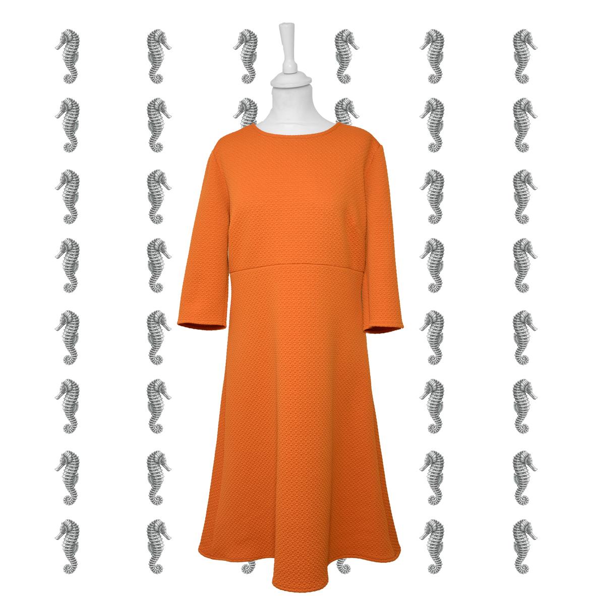 Orange - Miss Fab - Fabienne Dimanov Paris