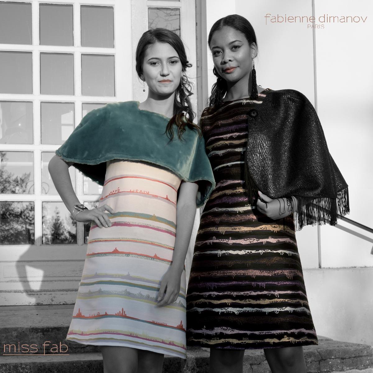 MOM & DAUGHTER  – MISS FAB – Fabienne Dilanov Paris