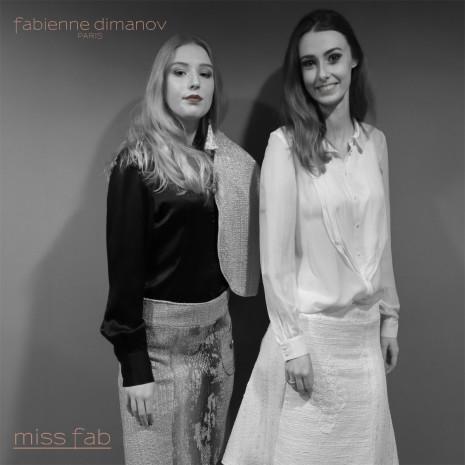 CIEL D'OR ET DE COTON - MISS FAB - Fabienne Dilanov Paris