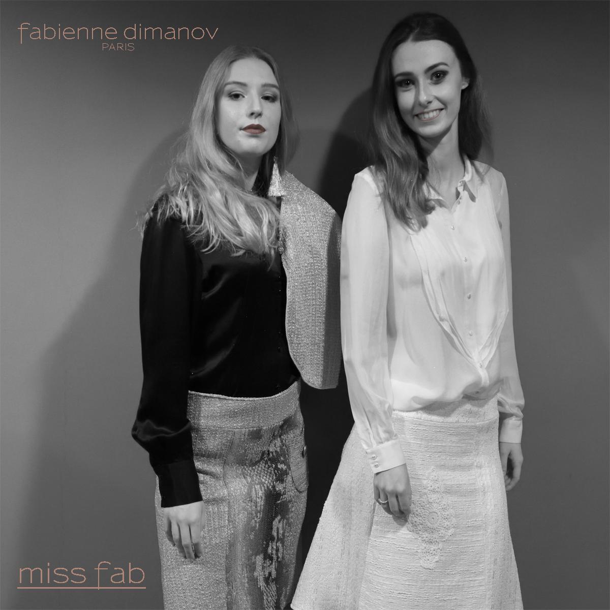 CIEL D'OR ET DE COTON  – MISS FAB – Fabienne Dilanov Paris