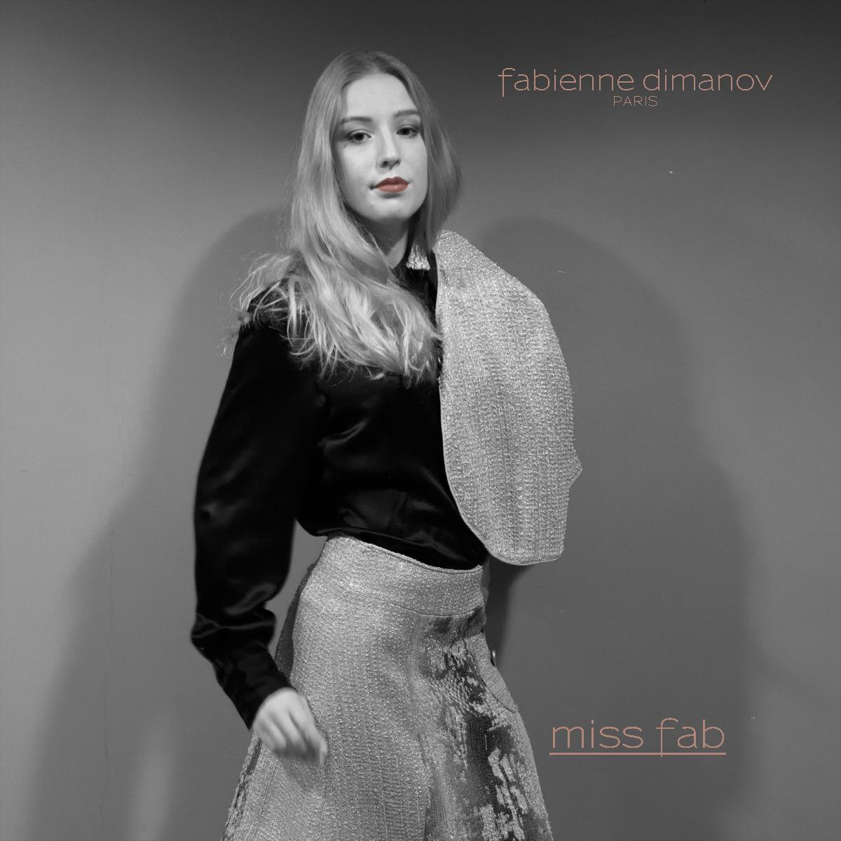 CIEL D'OR  – MISS FAB – Fabienne Dilanov Paris