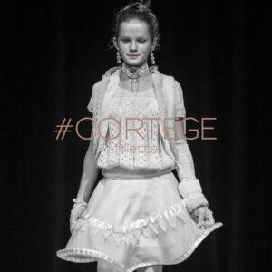 fleur australe - robe de cortège fillette - Fabienne Dimanov Paris