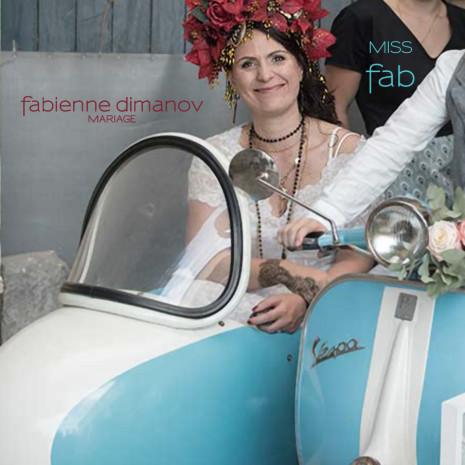 ATELIER DU MARIAGE - Miss Fab - Fabienne Dimanov Mariage