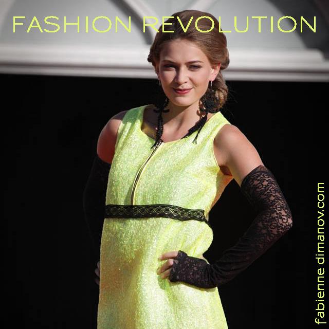 FASHION REVOLUTION - Fabienne Dimanov Paris