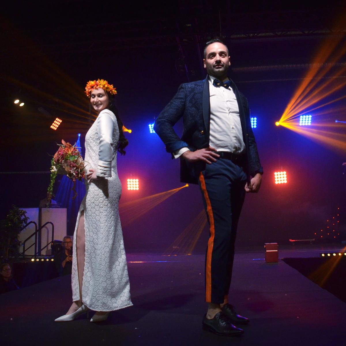 Salon du Mariage d'Athis-Mons 2019 - Collection Mariées 2020 - photo @Marveloos Photos