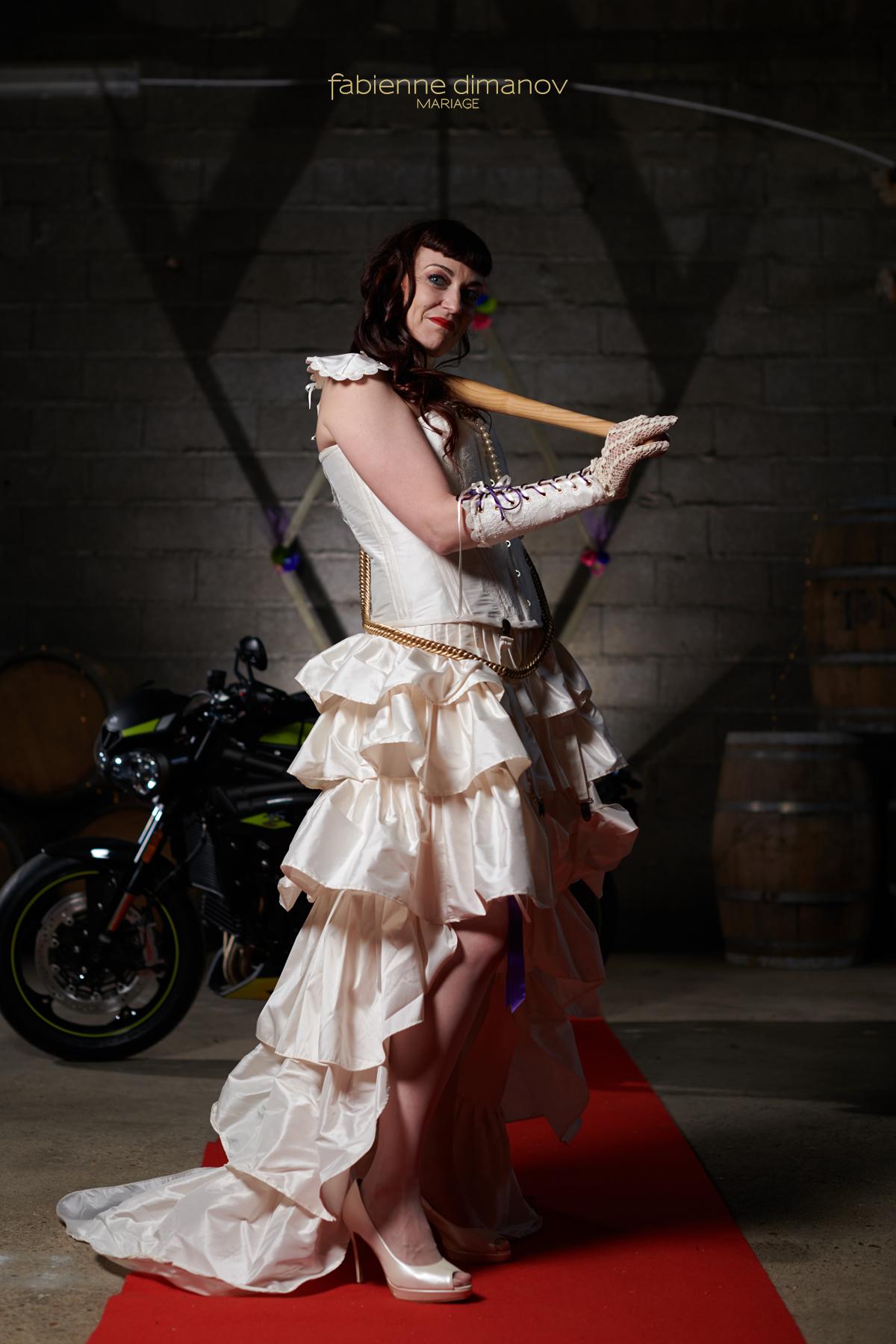 Harley Quinn & Joker Wedding – Fabienne Dimanov Mariage