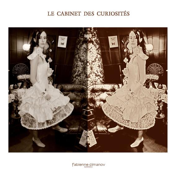 Cabinet de Curiosités - Fabienne Dimanov Mariage