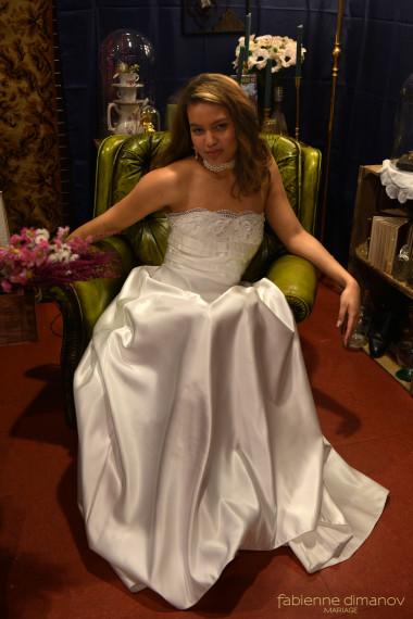 Grâce - Mariées 2020 - Fabienne Dimanov mariage