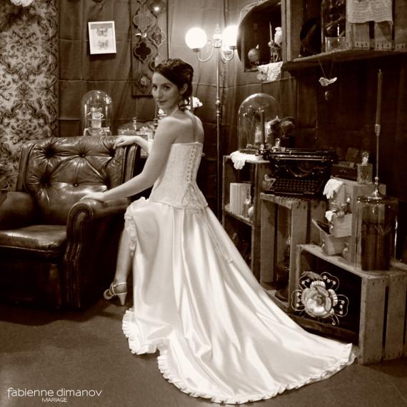 Freyja - Mariées 2020 - Fabienne Dimanov mariage