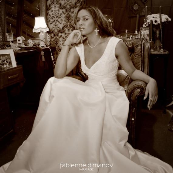 Vesta - Mariées 2020 - Fabienne Dimanov mariage