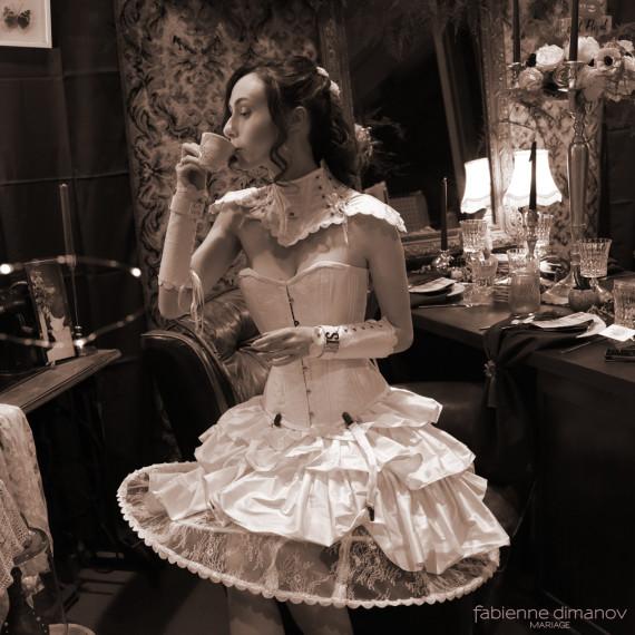 Psyché - Cabinet des Curiosités - Mariées 2020 - Fabienne Dimanov mariage