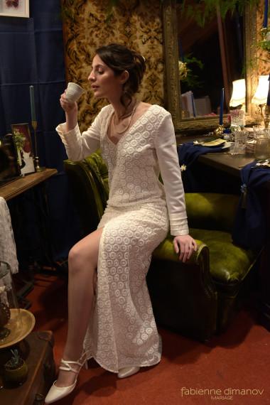 Cybèle - Mariées 2020 - Fabienne Dimanov mariage