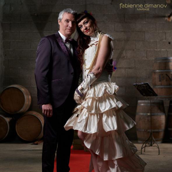 Mariés 2020 - Fabienne Dimanov Mariage - photo @larrypictureart