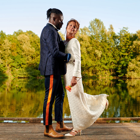 Mariés 2020 - Fabienne Dimanov Mariage photo@Larrypictureart