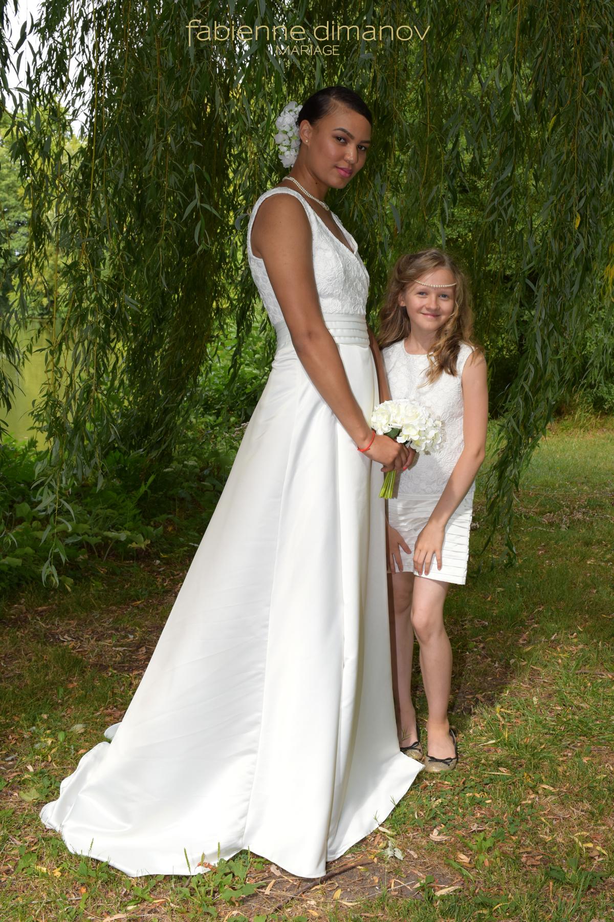 Vesta & Petite Perle - Fabienne Dimanov mariage