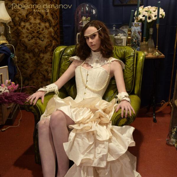 Psyché - Fabienne Dimanov Mariage