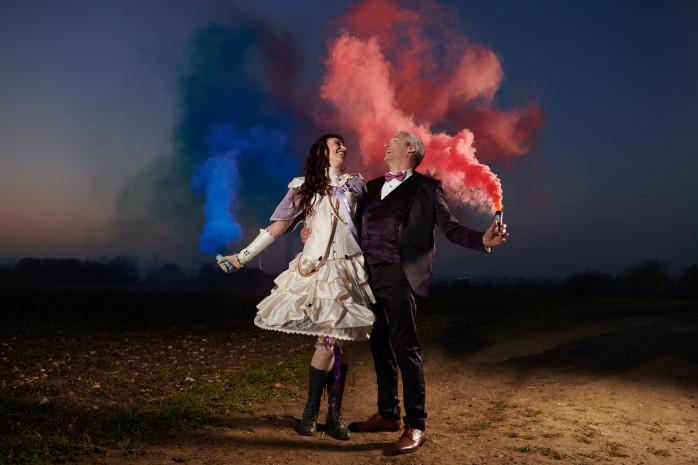 JOKER & HARLEY QUINN - photo @larrypictureart