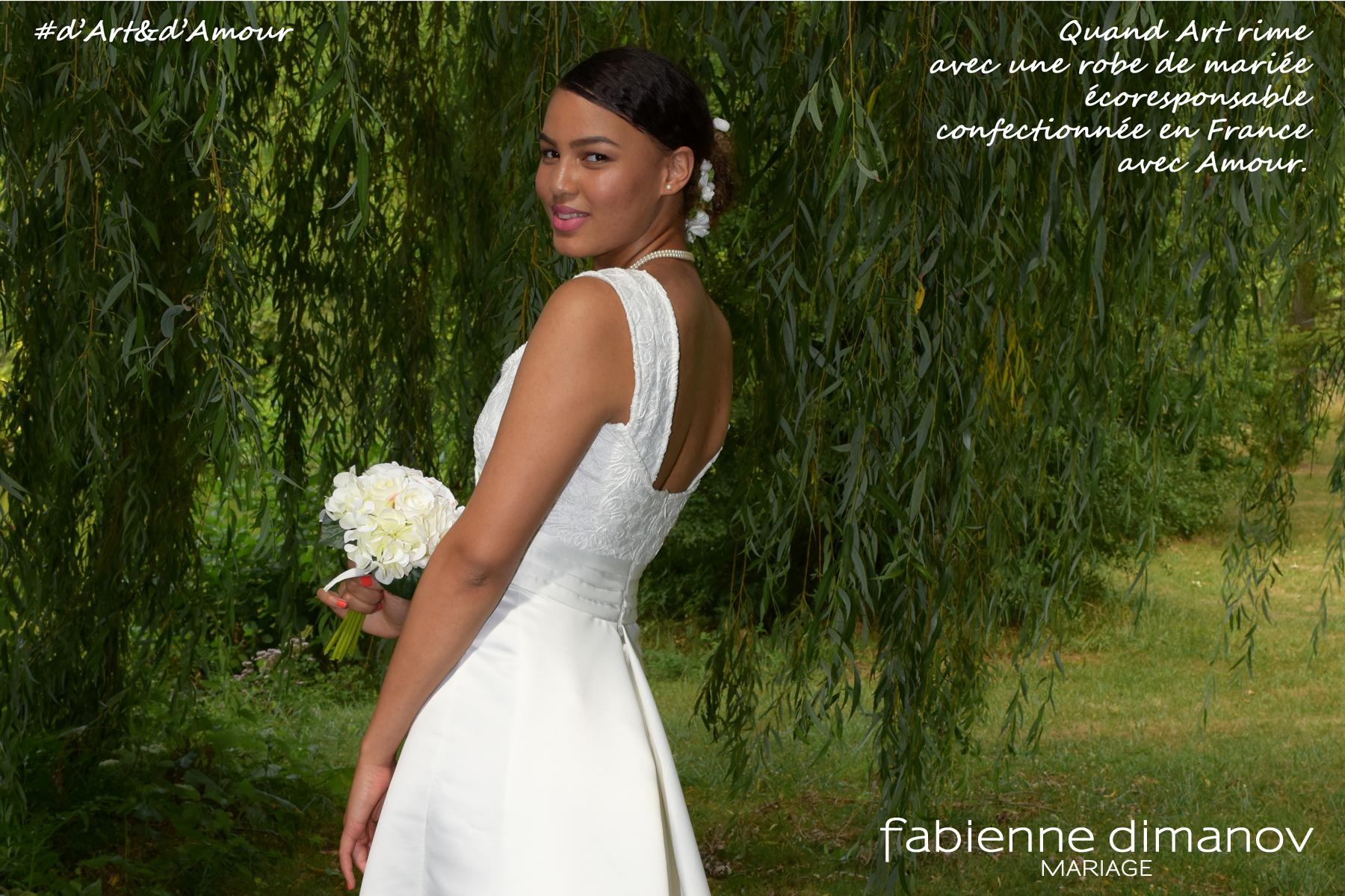 Vesta - Fabienne Dimanov mariage