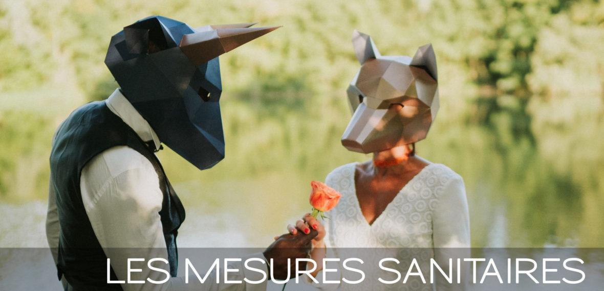 MESURES SANITAIRES - Fabienne Dimanov Paris