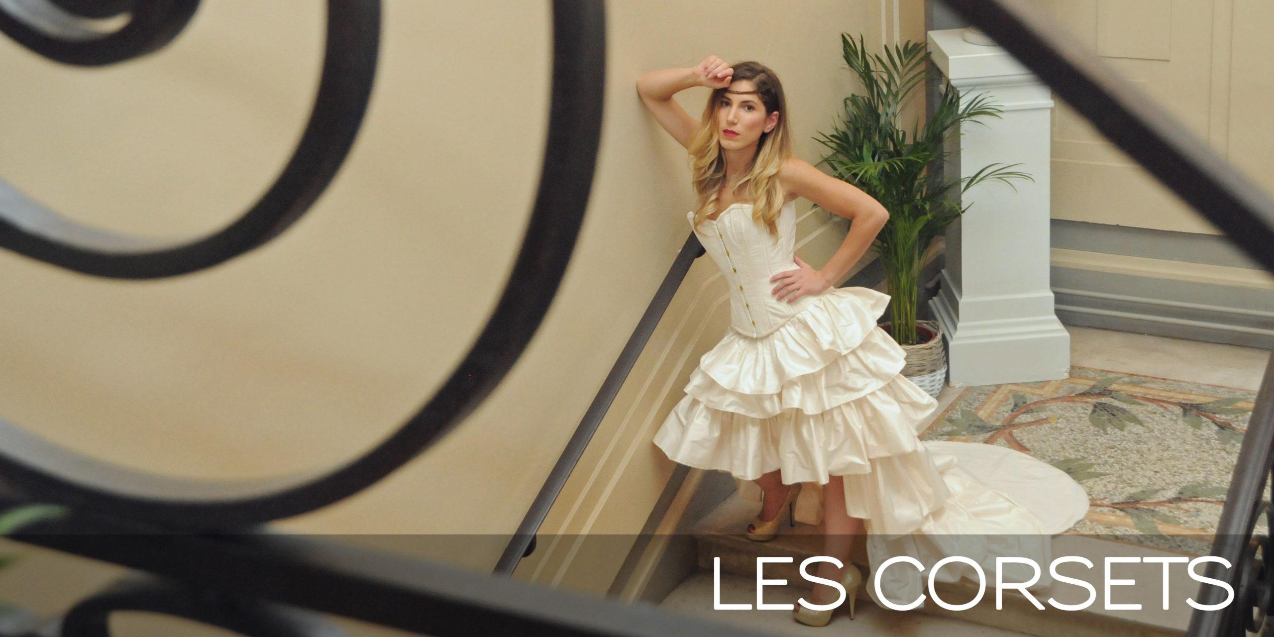 LES CORSETS - Fabienne Dimanov Paris