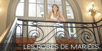 ROBES DE MARIEE - Fabienne Dimanov Paris