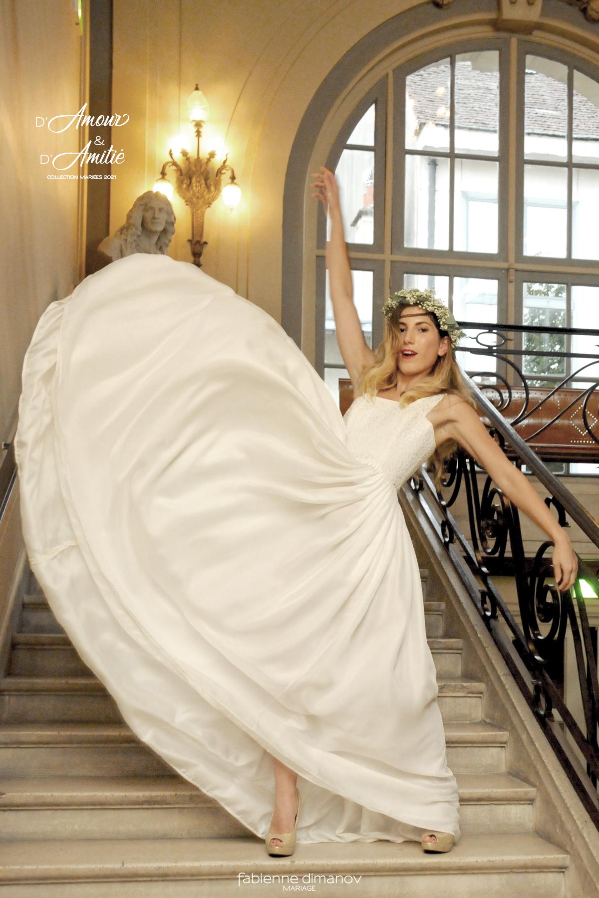 D'Amour & D'Amitié – Mariées 2021 – Cœur de Lune