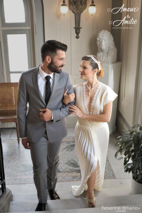 D'Amour & D'Amitié - Mariées 2021 - Fleur de Miel